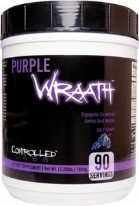 Controlled Labs Purple Wraath - 1108 gram - Juicy Grape, Controlled Labs