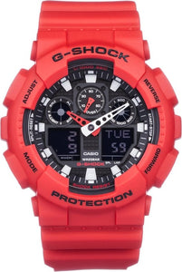 Casio G-Shock GA-100B-4AER, Casio