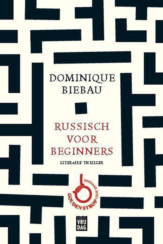 Russisch voor beginners, Dominique Biebau