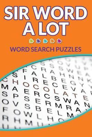 Sir Word Alot - Word Search Puzzles, Melonee