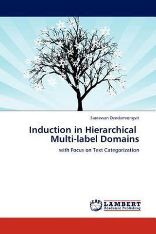 Induction in Hierarchical Multi-Label Domains, Sareewan Dendamrongvit