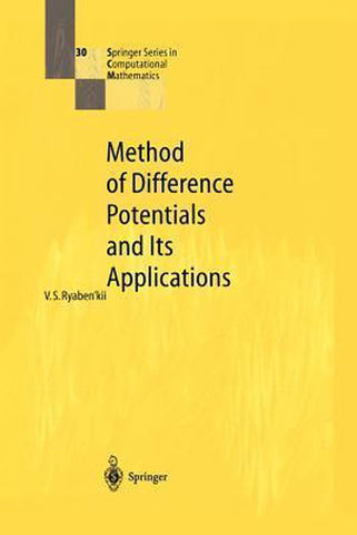 Method of Difference Potentials and Its Applications, V. S. Riaben'Kii