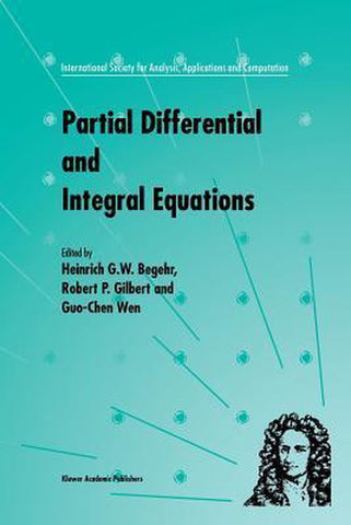 Partial Differential and Integral Equations, Springer-Verlag New York Inc.