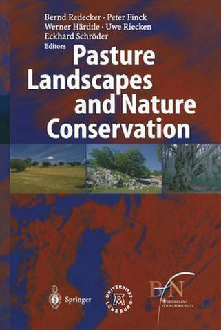 Pasture Landscapes and Nature Conservation, Springer