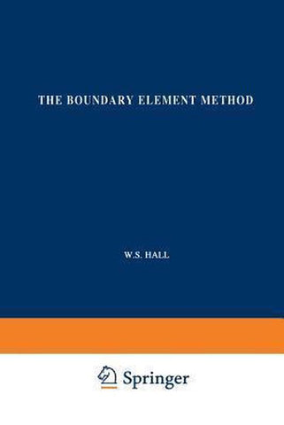 The Boundary Element Method, W. S. Hall