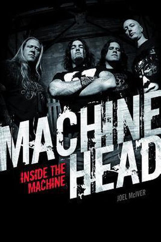 Machine Head, Joel Mciver