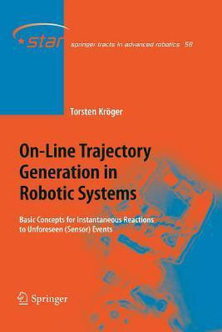 On-Line Trajectory Generation in Robotic Systems, Torsten Kroeger