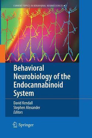 Behavioral Neurobiology of the Endocannabinoid System, Springer