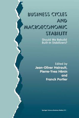 Business Cycles and Macroeconomic Stability, Springer-Verlag New York Inc.