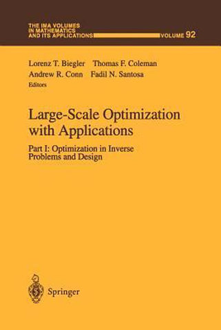 Large-Scale Optimization with Applications, Lorenz Biegler