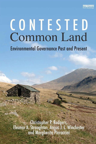 Contested Common Land, Christopher Rodgers