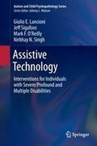 Assistive Technology, Jeff Sigafoos