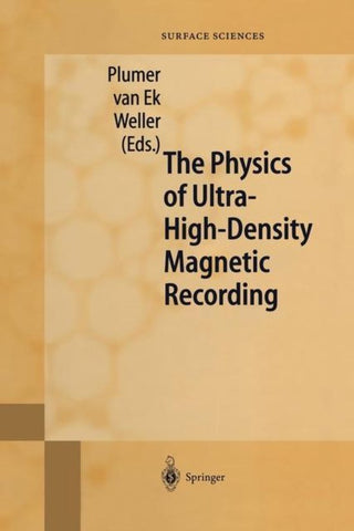The Physics of Ultra-High-Density Magnetic Recording, J. van Ek