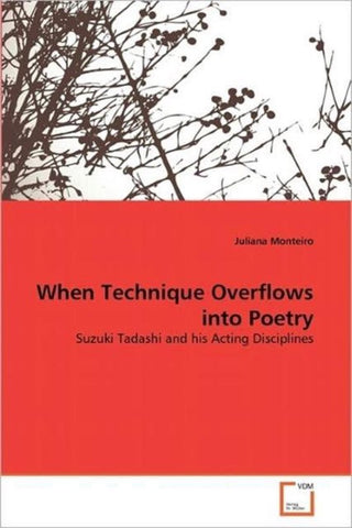 When Technique Overflows Into Poetry, Juliana Monteiro