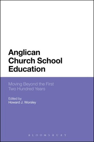 Anglican Church School Education, Howard Worsley