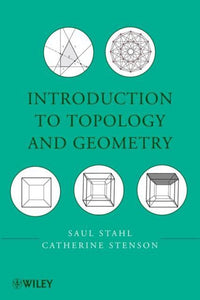 Introduction to Topology and Geometry, Saul Stahl