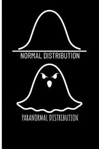 Normal Distribution Paranormal Distribution, Eve Emelia