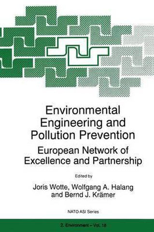 Environmental Engineering and Pollution Prevention, Springer