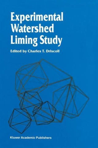 Experimental Watershed Liming Study, Charles Driscoll
