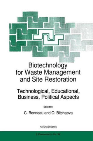 Biotechnology for Waste Management and Site Restoration, Springer