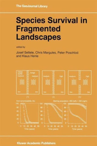 Species Survival in Fragmented Landscapes, Springer