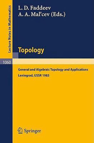 Topology, Springer