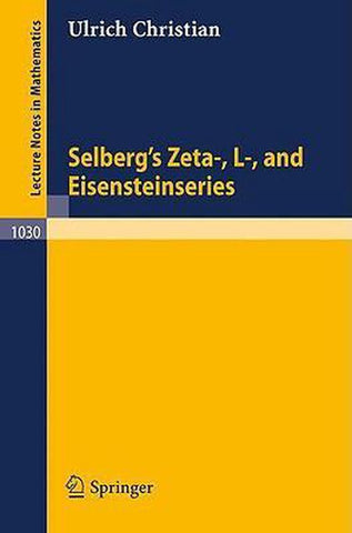 Selberg's Zeta-, L-, and Eisensteinseries, U. Christian