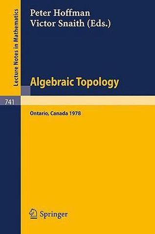 Algebraic Topology. Waterloo 1978, Springer