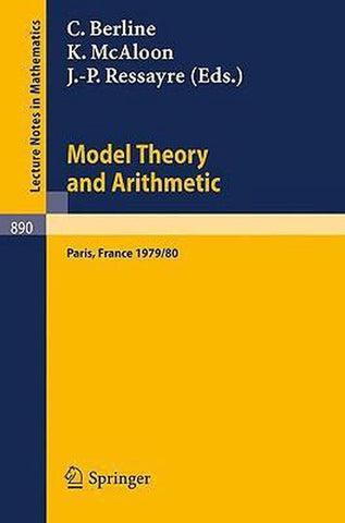 Model Theory and Arithmetic, Springer
