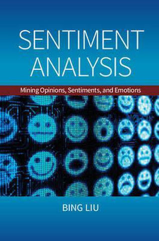 Sentiment Analysis, Bing Liu