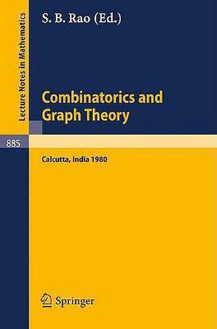 Combinatorics and Graph Theory, Springer