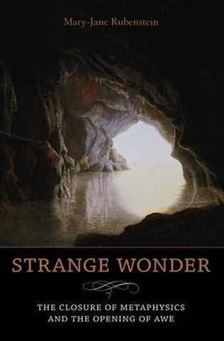 Strange Wonder, Mary-Jane Rubenstein