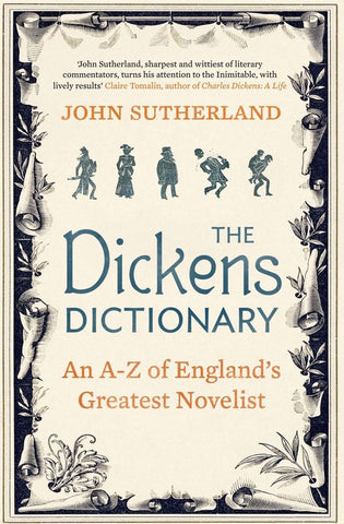 The Dickens Dictionary, John Sutherland