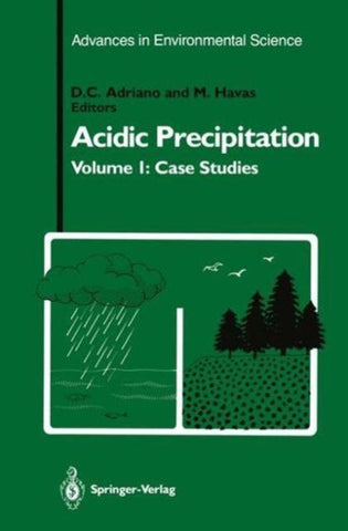 Acidic Precipitation, Domy C. Adriano