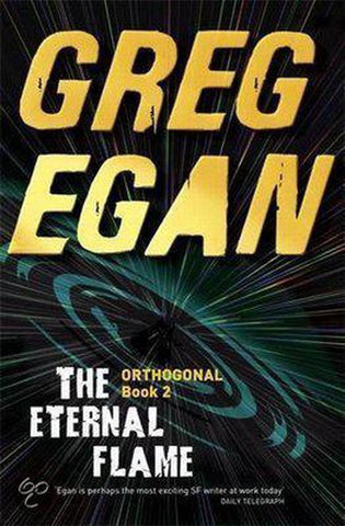 The Eternal Flame, Greg Egan