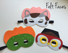 Sheriff Callie Party Masks, Sheriff Callie Party Favors, Sheriff Callie Party Decorations