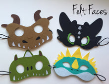 How to Train a Dragon Party Masks, How to Train a Dragon Party Favors