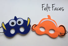 Nemo and Dory Party Masks, Nemo Party Favors, Finding Dory Party Favors, Finding Dory Party Supplies