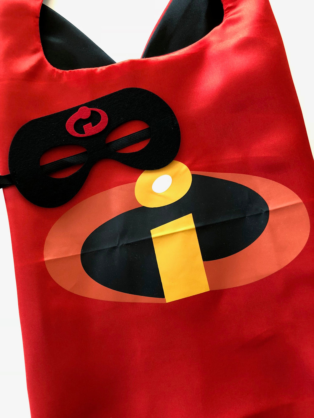 Incredibles Cape Set, Incredibles Party Favors, Incredibles Party Supplies, Incredibles Party Ideas, Incredibles Birthday Party Ideas, Incredibles Party Favors