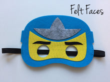 Ninjago Party Masks, Ninjago Party Favors, Ninjago Party Supplies