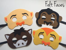 Lion King Party Masks, Lion King Party Favors, Lion Guard Party