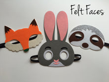 Zoo Party Masks, Zoo Party Favors, Zoo Party Decorations