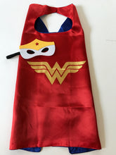 Wonder Woman Cape Mask Set, Superhero Party Favors, Supergirl Birthday, Supergirls Party, Superhero Party Favors, Wonder Woman Party, Superhero Costume, Kids Wonder Woman Costume