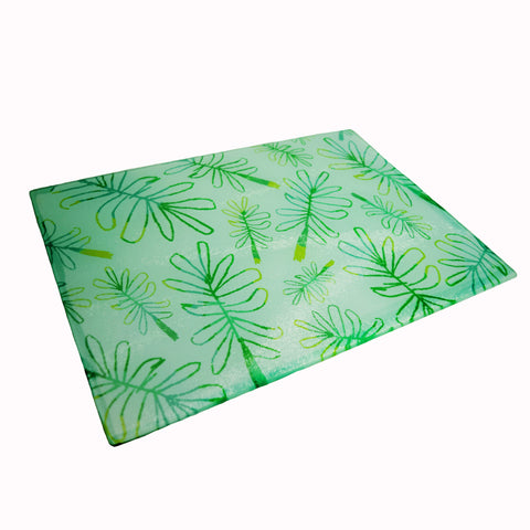 Leaf Chopping Board