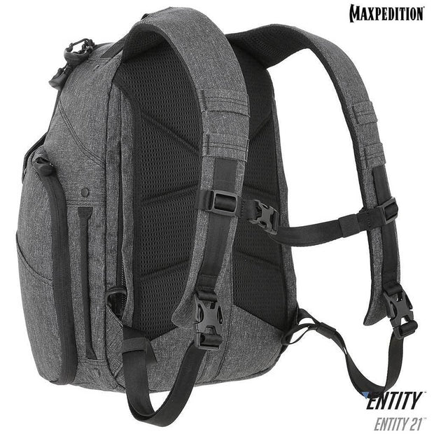 Maxpedition Bags Maxpedition Entity 21 CCW-Enabled EDC Backpack 21L