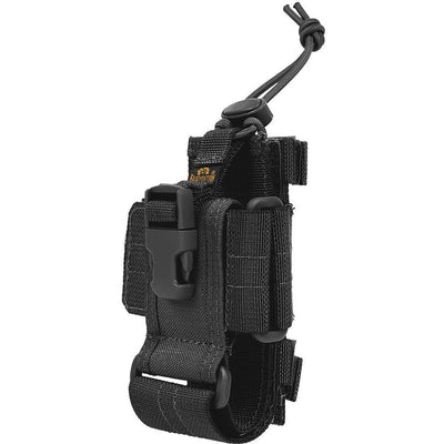 Maxpedition Radio Pouch Black CP-L Large Phone / Radio Holster
