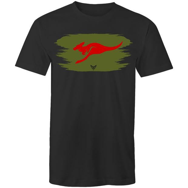 Ogo Merch Black / Small Spartac Red Kanga OD T-Shirt - Assorted Colours
