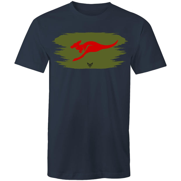 Ogo Merch T-shirt Navy / Small Spartac Red Kanga OD T-Shirt - Assorted Colours