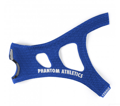 Phantom Athletics Gym Equipment Small Phantom Training Mask Sleeve (Blue)