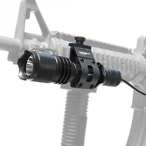 Powertac flashlight PowerTac Warrior Gen3 - 1050 Lumen Tactical Weapon Package